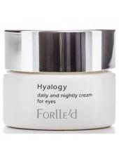 Forlle'd Hyalogy Daily and Nightly Cream for Eyes Odmładzający krem na okolice oczu